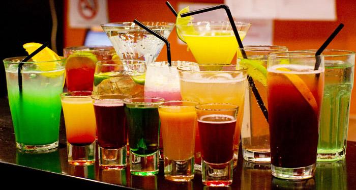 borracheras esporadicas de fin de semana
