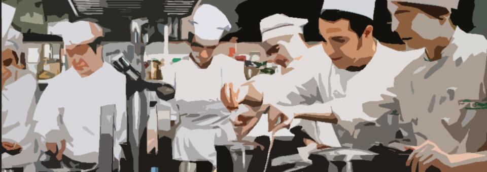 adiccion a la cocaina en las cocinas
