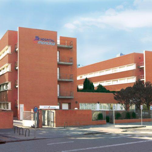 tavad hospital madrid exterior