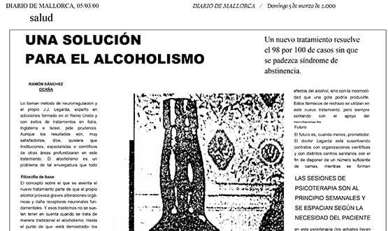 como dejar el alcohol - Prensa en España