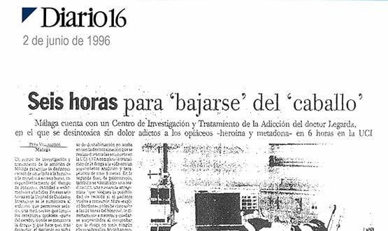 como dejar heroina sin dolor - Prensa en España