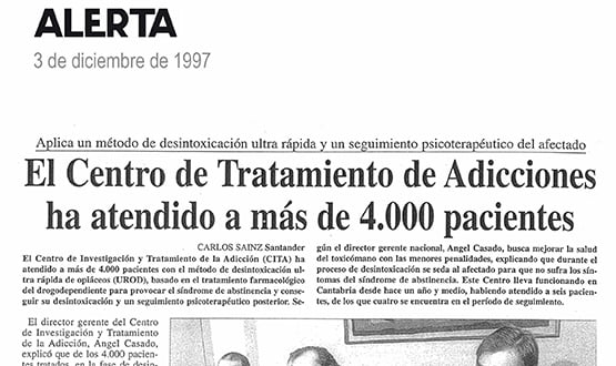 como dejar heroina - Prensa en España