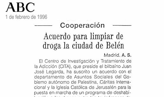 como dejar las drogas - Prensa en España