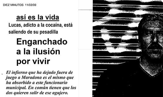 dejar la cocaina - Prensa en España