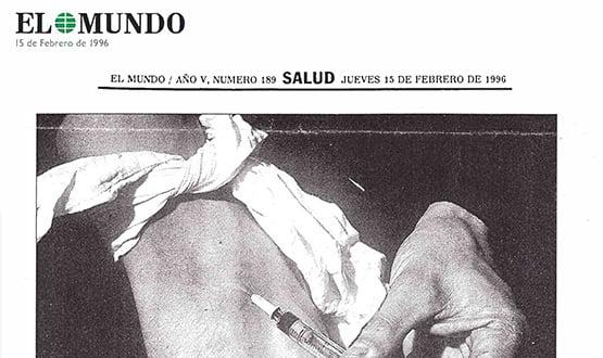 metodo legarda desintoxicacion heroina - Prensa en España