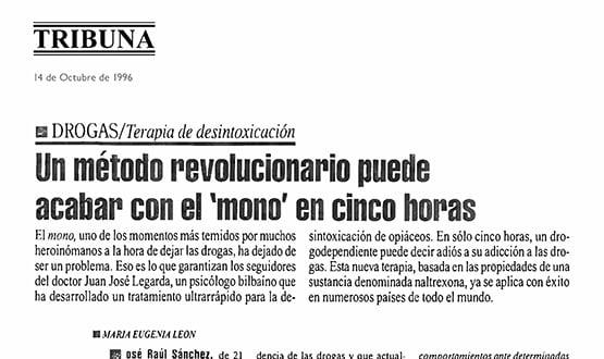 tratamiento desintoxicacion heroinomanos 1 - Prensa en España