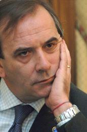 José Antonio Alonso, ministro del Interior