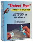 Detector cocaina