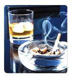 El mismo patrón genético condiciona el consumo abusivo, tanto de alcohol como de tabaco