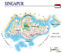 Singapur tiene una legislación muy dura en materia de drogas