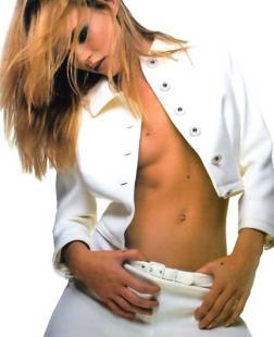 Kate Moss, top model