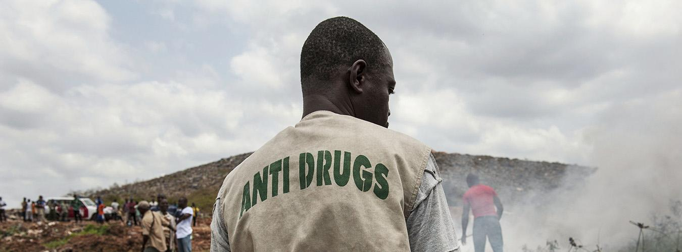 día internacional contra las drogas
