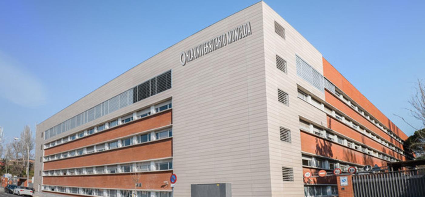 moncloa hospital trasera 1 - Clínica de desintoxicación en Madrid