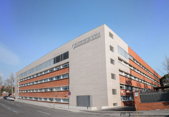 Madrid hospital HQ